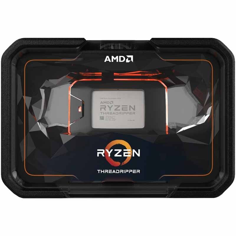 Ryzen threadryper 2800wx